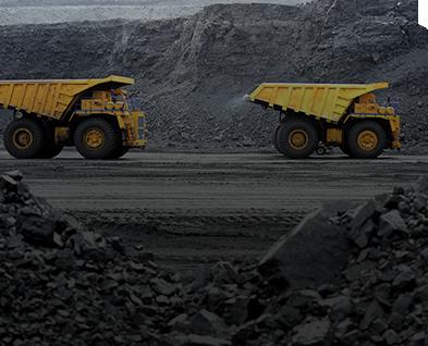 Big bar per industria mineraria